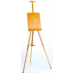 MABEF Field Easel with Adjustable Panel