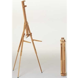 MABEF Folding Easel with Brackets