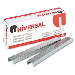 Standard Chisel Point 210 Strip Count Staples, (5000/box)