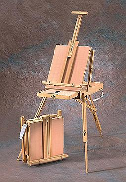 Heritage Deluxe French Easel HWE235