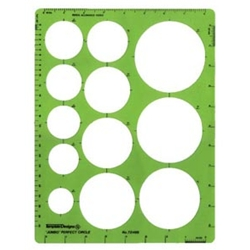 RAPIDDESIGN® Extra Large Circles