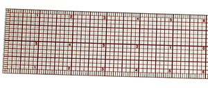 Beveled Graph Rulers