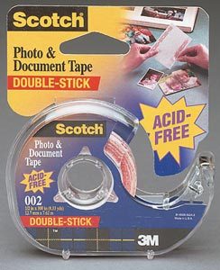 Scotch Double Stick Mounting Tape