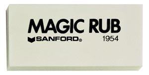 Magic-Rub Eraser