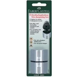 FABER-CASTELL® Three-Hole Grip Sharpener