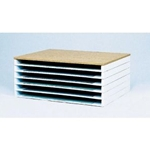 SAFCO STACK TRAYS 3x39x26