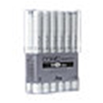 COPIC FINE/BRD 12PC COOL GRAY