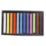 BASIC DRAWING PASTELS SET/12