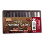 GRAYTONE DRAWNG PASTELS SET/12