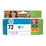 HP #72 Ink Cartridge, Cyan