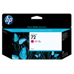 HP #72 Ink Cartridge, Magenta