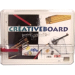 PORTABLE DRAWING BOARD (carrying case not included)